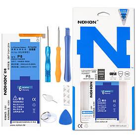 Аккумулятор Nohon HB3447A9EBW для Huawei Ascend P8 (ёмкость 2600mAh)