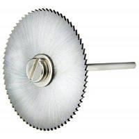 Высокоскоростной стальной режущий диск 44мм для шлифовальной машинки Серебристый