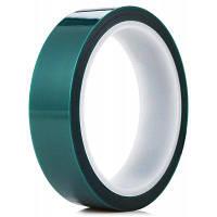 24мм х 33м PET клейкая лента для пайки печатной платы Зелёный