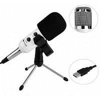 FIFINE K056 USB стереомикрофон для ПК ноутбука Белый