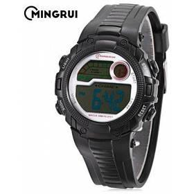 MINGRUI MR - 8562033 Детские цифровые светодиодные часы - Чёрный