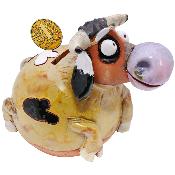 Фигура копилка Буренка