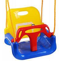 3 в 1 Многофункциональный детские качели игрушка Цветной
