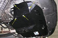 Защита двигателя и КПП Фиат Альбеа (Fiat Albea), 2002-2012