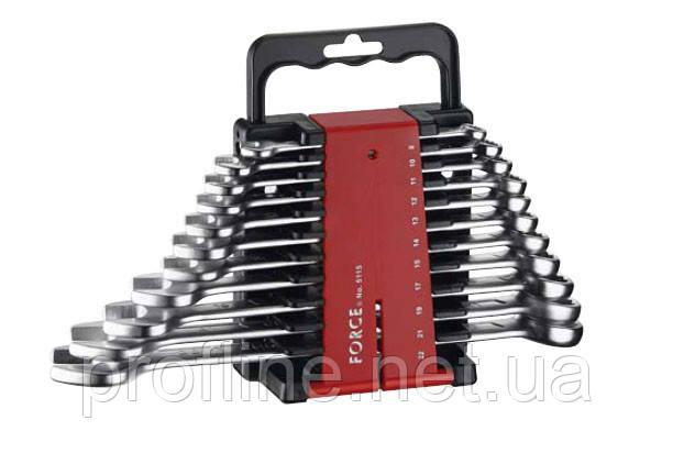 набор ключей накидных 8 22