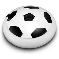 Воздух Мощность Футбол диск светодиодные фонари дети скользя по футболу 23614