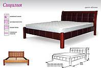 Сицилия кровать