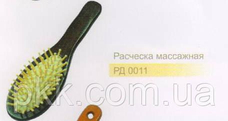 Щетка для волос QPIPROFESSIONAL деревянная масажнаяРД 0011