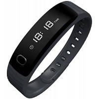 H8 смарт Bluetooth браслет/часы Чёрный