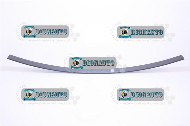Лист 2 для усиления без ушка (перед задний) ГАЗ-2705 (дв. УМЗ-4215) (3302-2902102 ус б/у)