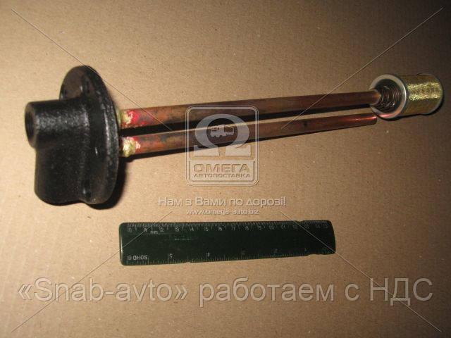Трубка заборная ГАЗ 3309,33081 (фланец забора и слива топлива) (покупной ГАЗ) (арт. 3309-1104012), ACHZX