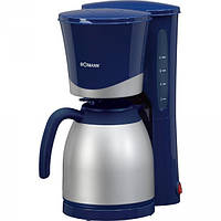 Кофеварка капельная Bomann (2 термоса)