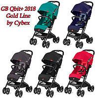 Прогулочная коляска GB Qbit PLUS 2018
