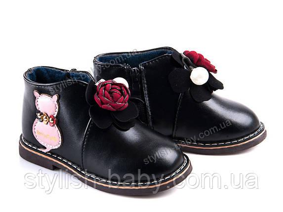 Детская обувь оптом. Детская демисезонная обувь бренда GFB для девочек (рр. с 22 по 26), фото 2