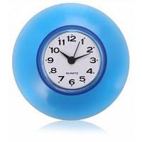 Пароизоляционные настенные часы для ванной комнаты душа Цветной