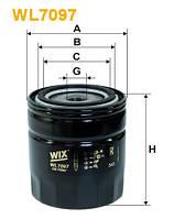 Фильтр масляный Toyota, Wolga WL7097/OP550 (Производство WIX-Filtron UA) WL7097, AAHZX