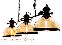 Стильный подвесной светильник в стиле лофт 1098/3