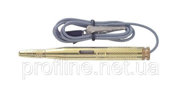 Тестер электропроводки 6-24 V, медный корпус 88423F