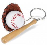 Бейсбол брелок Стиль игрушка для декора новогоднего подарка Цветной