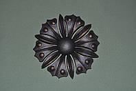 Цветок кованый  (одноярусный)
