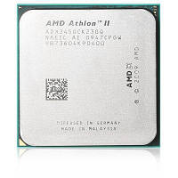 AMD Athlon II X2 245 2.9GHz AM3 двухъядерный CPU процессор Серебристый