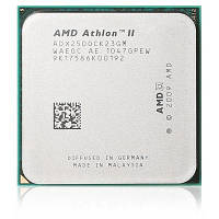 AMD Athlon II X2 250 3.0GHz AM3 двухъядерный CPU процессор Серебристый