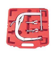 Рассухариватель клапанов (струбцина) 3 пр. Force 903G3 F