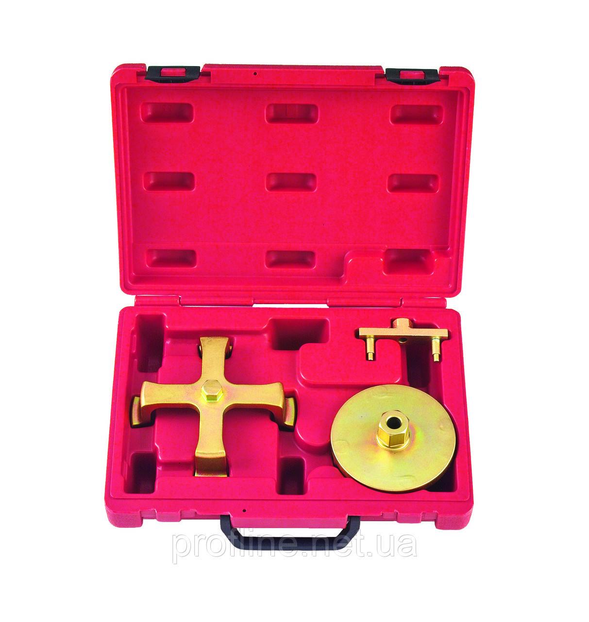 Ключ для крышки топливного насоса MERCEDES 3 пр. Force 903U2 F