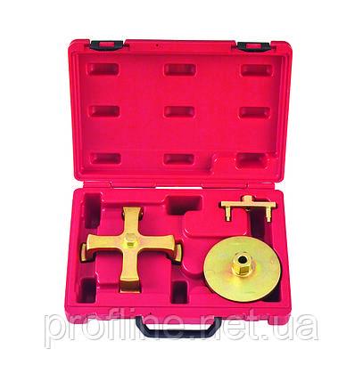 Ключ для крышки топливного насоса MERCEDES 3 пр. Force 903U2 F, фото 2