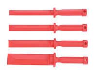 Набор пластиковых лопаток 4 пр. 904M6F