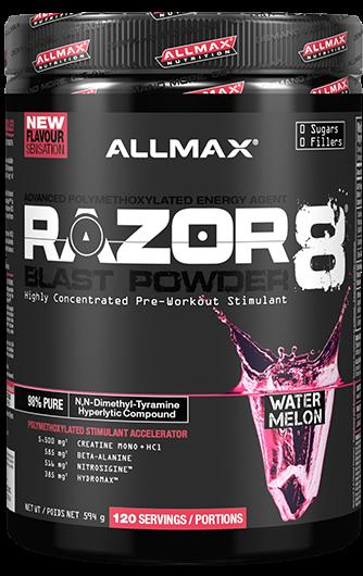 Allmax Razor8 Blast Powder 594g