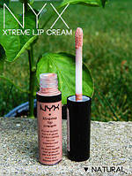 Крем для губ nyx xtreme shine lip cream (Natural XLC10)