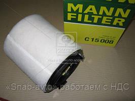 Фильтр воздушный SKODA, VW (пр-во MANN), ACHZX