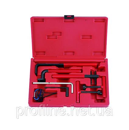 Набор ключей для натяжения ремня ГРМ 8 пр. Force 908G6 F, фото 2