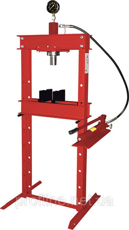 Пресс гидравлический напольный 12 тонн Miol 80-433