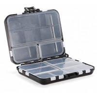 ABS и PP материал коробка для рыболовных снастей чехол для хранения приманки для рыбы Чёрный