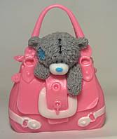 Мыло  Тедди на сумке