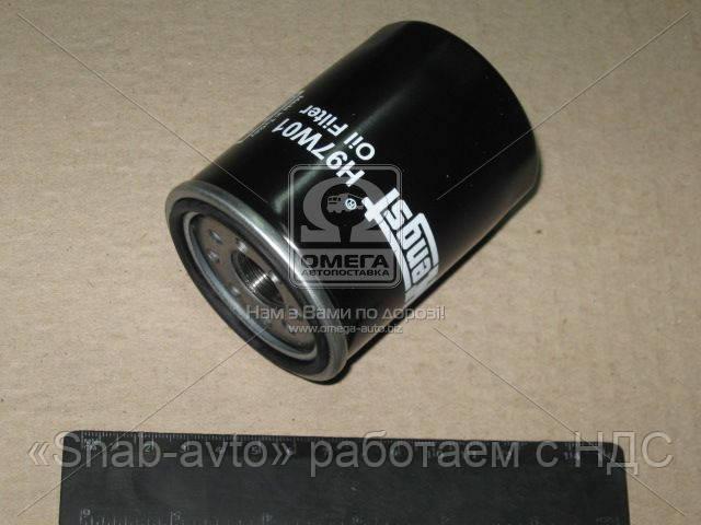 Фильтр масляный TOYOTA, SUZUKI, SUBARU (производство Hengst) (арт. H97W01), AAHZX