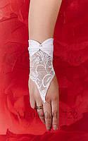 Перчатки белые KS2-3