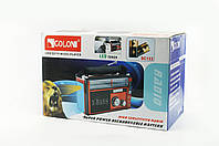 GOLON RX-381/382 BT USB+SD Радио с фонарем