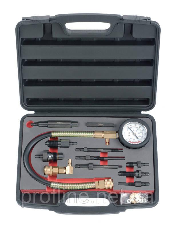 Компрессометр для дизельных двигателей 13 пр. Force 913G1 F