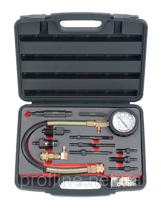 Компрессометр для дизельных двигателей 13 пр. Force 913G1 F, фото 2