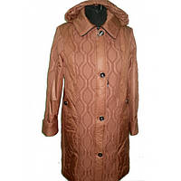 Удлиннённая стёганая куртка НК 2022