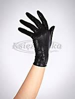Перчатки диско черные KS28-1