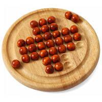 Классический стиль шахматы разблокировать головоломка игрушка деревянная 3D головоломки Цветной