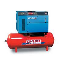 Компрессор роторный, (380V) Расход, л/мин:1550 DRQ  15E-500