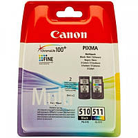 Картридж Canon PG-510+CL-511 MULTIPACK (2970B010)