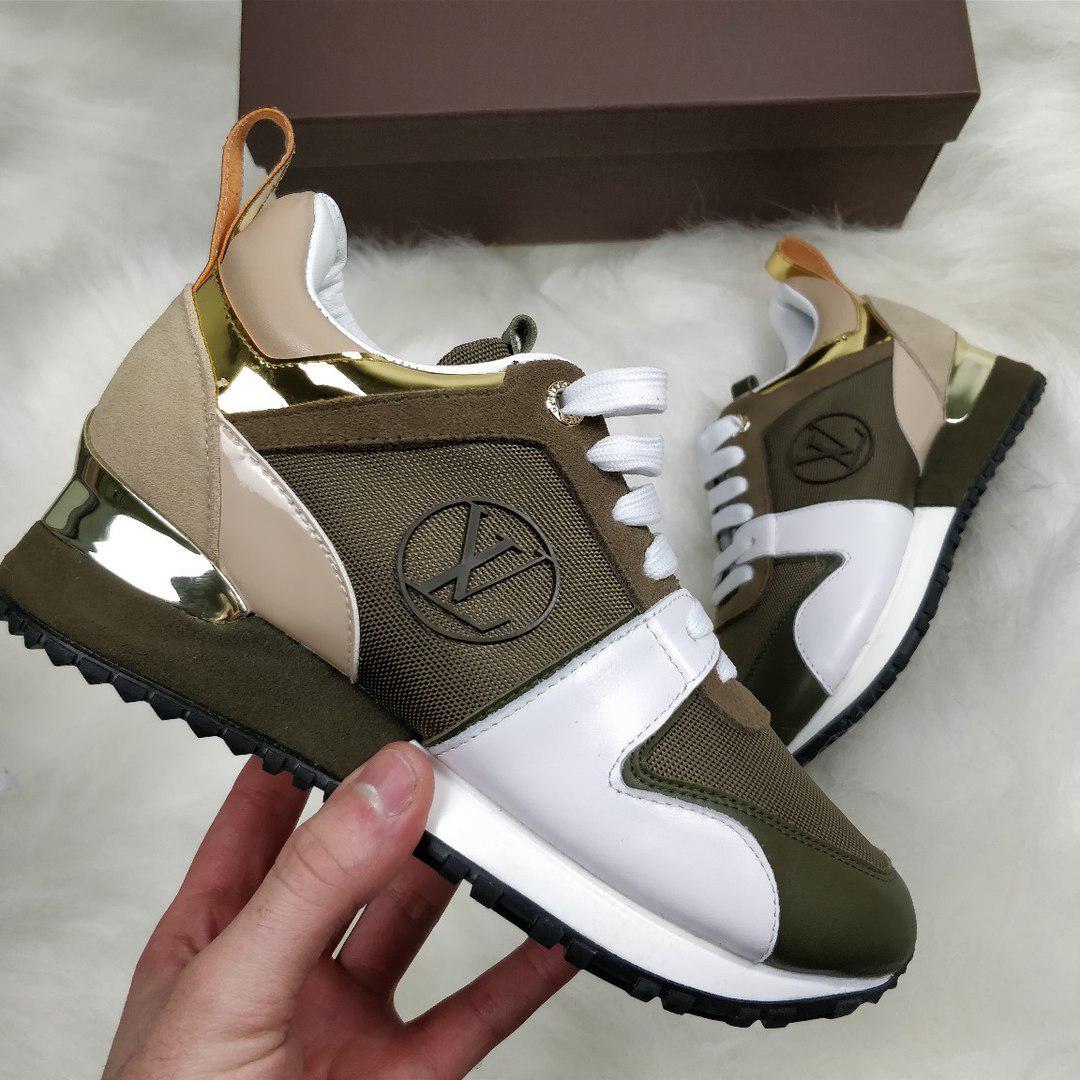 8ad43efa69b6 женские кроссовки Louis Vuitton реплика ааа цена 1 800 грн