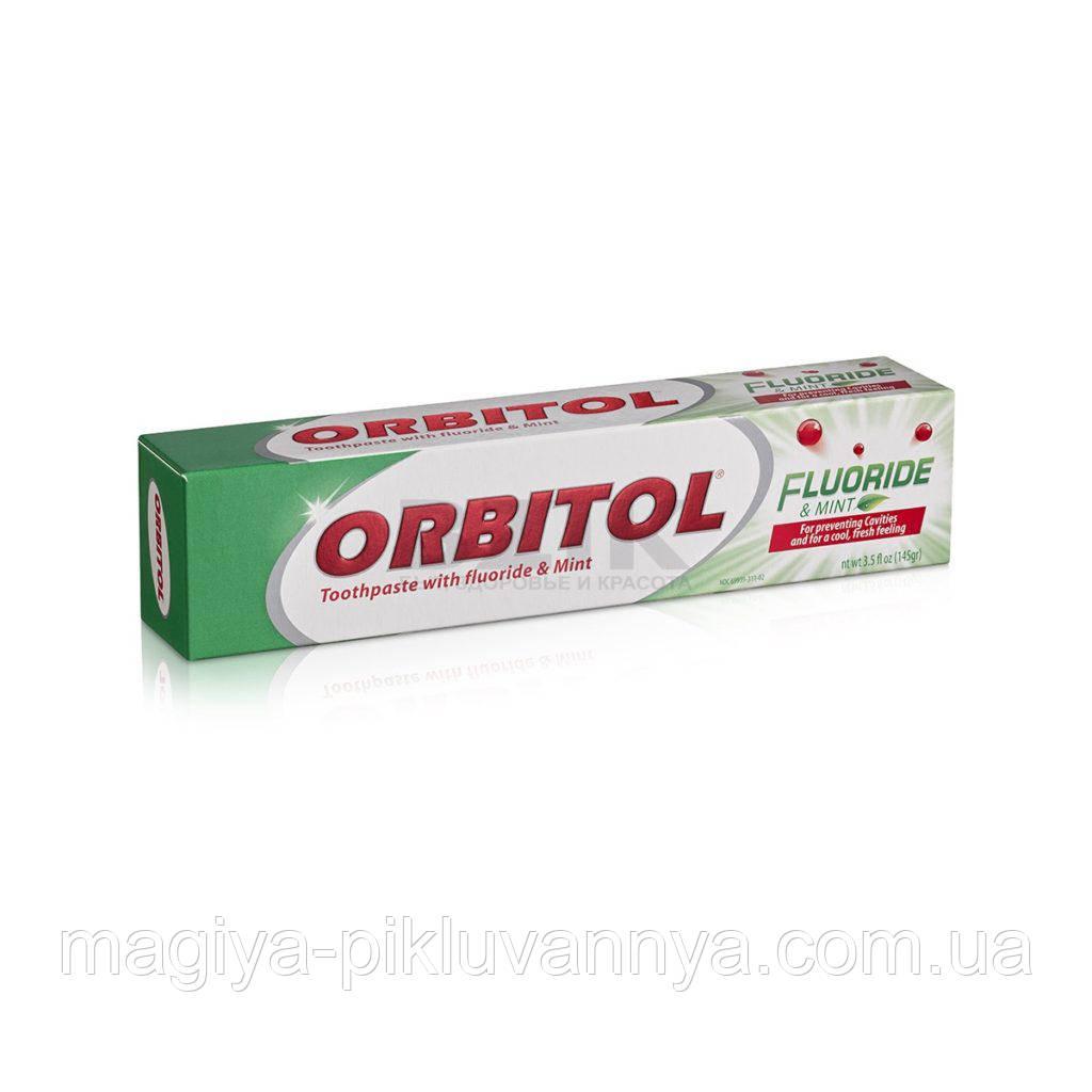Зубная паста ментол 145г, арт.286457