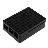 Практичный ABS защитный корпус для Raspberry Pi Чёрный